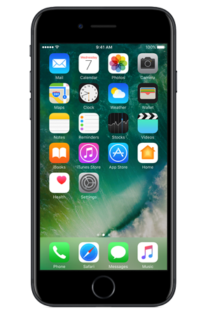 Product: iPhone 7