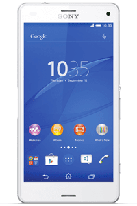 Product: Sony Xperia Z3 compact