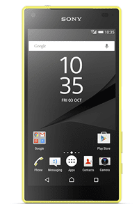 Product: Sony Xperia Z5 compact