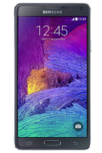Product: Samsung Note 4