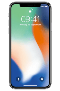 Product: iPhone X