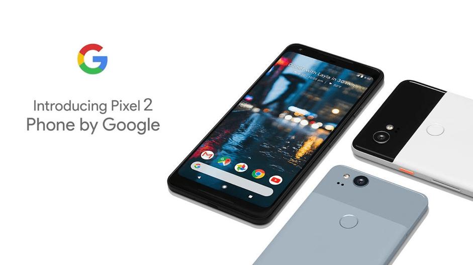 Google's Pixel naar Nederland?