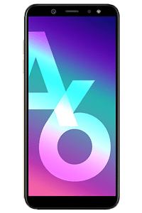 Product: Samsung A6 (2018)