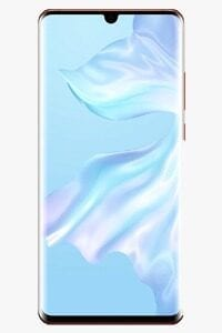Product: Huawei P30