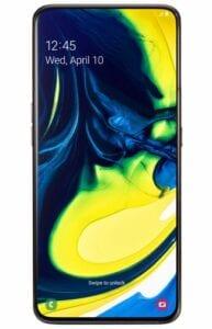 Product: Samsung Galaxy A80