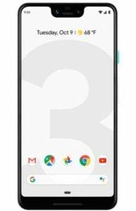 Product: Google Pixel 3 XL