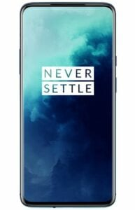 Product: OnePlus 7T Pro