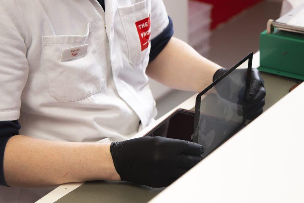 iPad scherm reparatie Haarlem