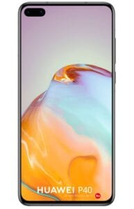 Product: Huawei P40