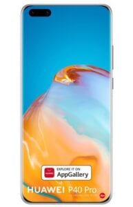 Product: Huawei P40 Pro