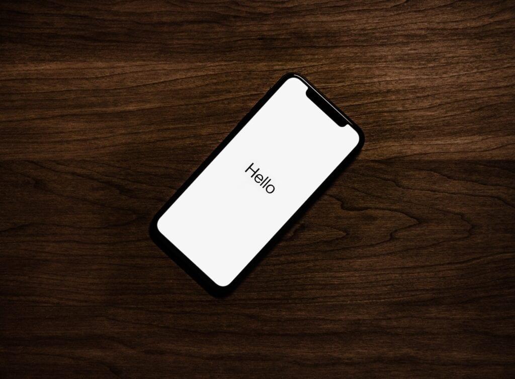 iphone start niet op