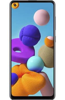 Product: Samsung Galaxy A21s