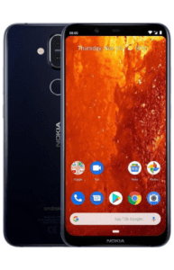 Product: Nokia 8.1