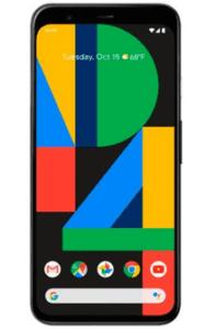 Product: Google Pixel 4