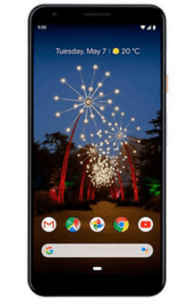 Product: Google Pixel 3a XL