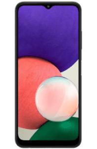 Product: Samsung Galaxy A22